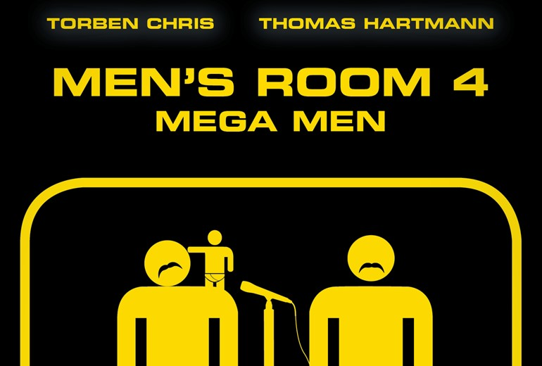 Mens Room 4: Mega Men
